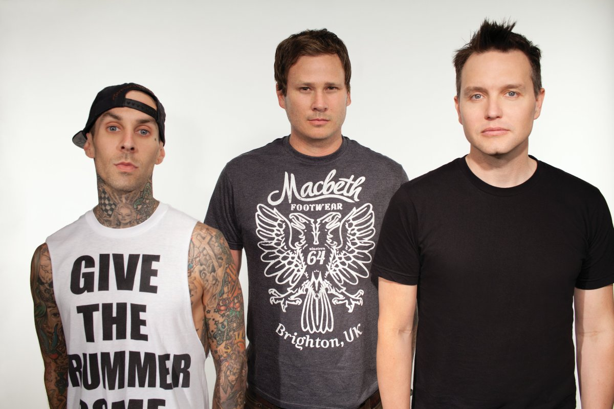 Feature: Alt Dialogue on Blink-182