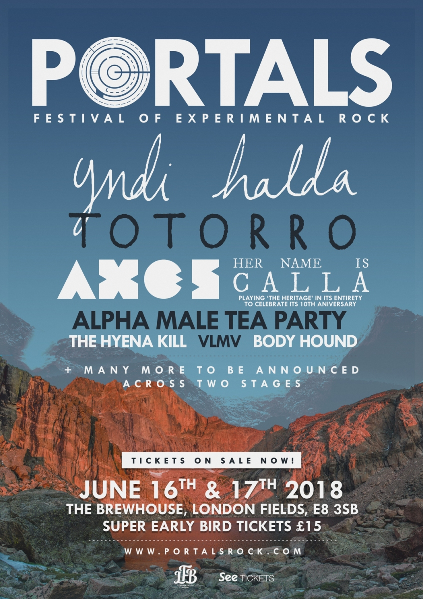 News: Portals festival announce first wave